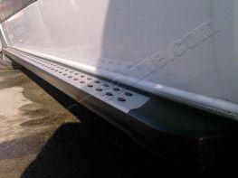 "Подножки боковые VW Crafter (2006-) ""DOT Line"""