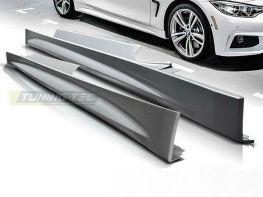 Накладки на пороги BMW 4 F32 (2013-) - M-Tech / Performance