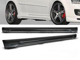 """Накладки на пороги VW Golf V HB """"GTI Style"""""""