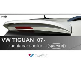 Спойлер VW Tiguan I (2007-2015) 5D STYLLA