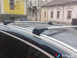 Поперечины на рейлинги интегрированные BMW X3 F25
