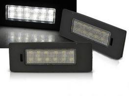 Подсветка заднего номера AUDI A5 F5 (17-20) - диодная