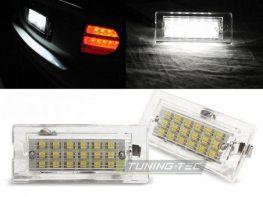 Подсветка заднего номера BMW X3 E83 (03-06) / X5 E53 LED