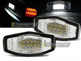 Подсветка номера диодная HONDA Accord VII (2002-) LED