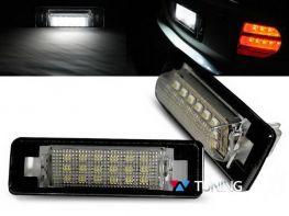 Подсветка номера MERCEDES W210, W202 Sedan - диодная
