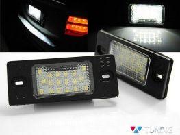Подсветка номера VW Touareg I (2002-2010) LED-диодная