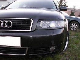 Реснички AUDI A4 B6 (2000-2004) верхние+нижние