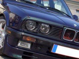 Реснички на фары BMW 3 E30 (1982-1994)