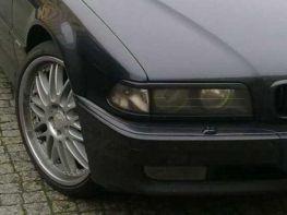 Реснички на фары BMW 7 E38 (94-01) Sedan