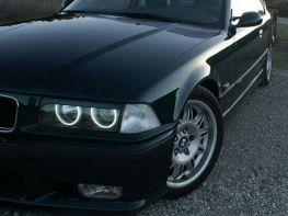 Реснички на фары короткие BMW E36 (1990-2000)