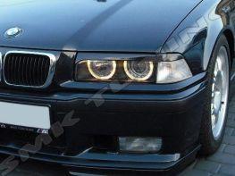 Реснички на фары BMW E36 (1990-2000) Coupe