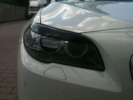 Реснички на фары BMW 5 F10 / F11 (2010-)