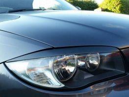 Реснички на фары BMW E87 (2004-2011)