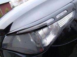 Реснички на фары BMW 5 E60 / E61 (03-10)