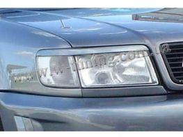 Реснички на фары AUDI 100 C4 (1990-1994)