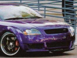 Реснички на фары AUDI TT 8N (1998-2006)