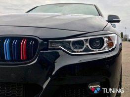 Реснички на фары BMW 3 F30 / F31 (2012-2016)
