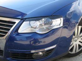 Реснички VW Passat B6 (05-10) - с вырезом