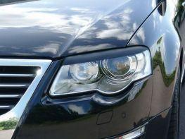 Реснички VW Passat B6 (05-10) - прямые