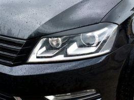 Реснички VW Passat B7 (11-15)