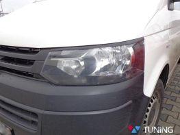 Реснички узкие VW T5+ (2010-2015) рестайлинг