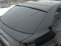 Спойлер на стекло (бленда) BMW E36 (1990-2000) 3D Compact