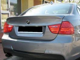 Спойлер багажника BMW E90 (05-12) - M-Tech стиль