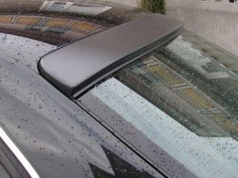 Спойлер на стекло BMW 7 E38 (94-01) - ABS плоская