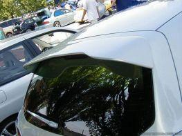 Спойлер - козырёк с вырезом FIAT Bravo I (1995-2001)