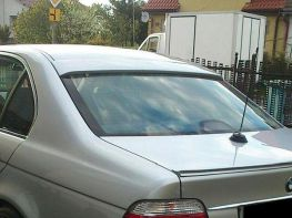 Спойлер на стекло BMW E39 (95-04) Sedan - широкий