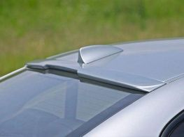 Спойлер на стекло BMW 5 E60 (03-10) - Schnitzer стиль