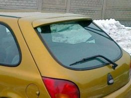 Спойлер над стеклом FORD Fiesta IV (1995-2002)