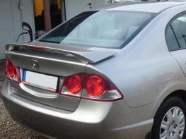 Спойлер HONDA Civic VIII (06-12) Sedan - OEM стиль