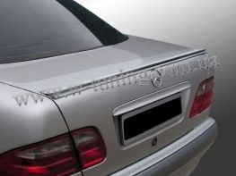 Лип спойлер багажника MERCEDES W210 Sedan