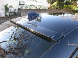 Спойлер на стекло BMW 5 F10 (10-17) Sedan - AC Schnitzer стиль