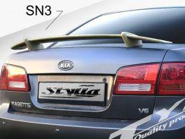 "Спойлер багажника KIA Magentis II (GE) (2005-2010) ""SN3"""