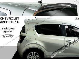 Спойлер CHEVROLET Aveo T300 (2011-) Hatchback