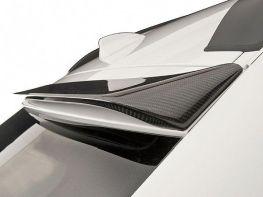 Спойлер верхний BMW X6 E71 (2008-) - HAMANN