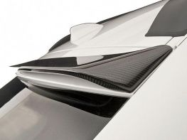 Спойлер верхний BMW X6 E71 (08-14) - Hamann стиль
