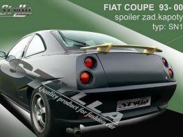 Спойлер багажника FIAT Coupe (93-00) - Stylla typ SN1