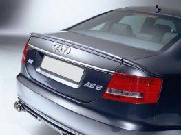 Спойлер багажника AUDI A6 C6 (04-11) Sedan - ABT стиль