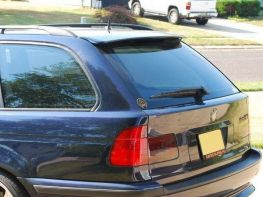 Спойлер - козырёк BMW 5 E39 Combi