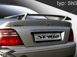 """Спойлер багажника HONDA Accord VI (1998-2002) Sedan """"SN3"""""""