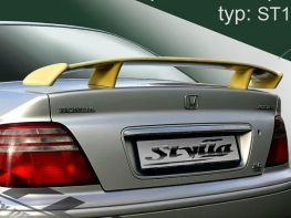 """Спойлер багажника HONDA Accord VI (1998-2002) Sedan """"ST1"""""""