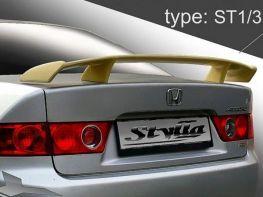 Спойлер багажника HONDA Accord VII (2002-2008) - ST1