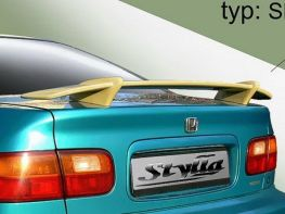 "Спойлер багажника HONDA Civic V (1991-1995) Coupe ""SN2"""