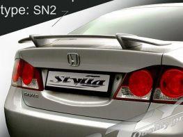 """Спойлер багажника HONDA Civic VIII (2006-) Sedan """"SN2"""""""
