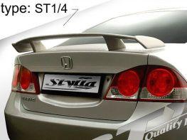 """Спойлер багажника HONDA Civic VIII (2006-) Sedan """"ST1"""""""