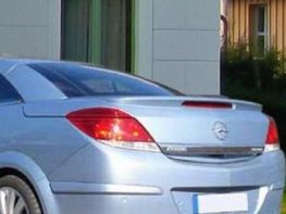 Спойлер багажника лип OPEL Astra H Twin Top (06-10)