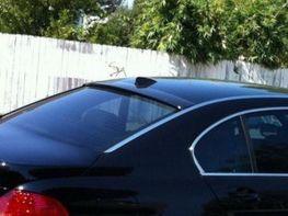Бленда стекловолокно BMW 5 E65 (2001-2008)